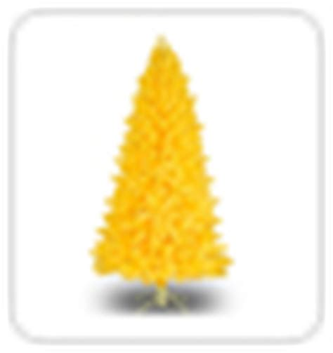 black and yellow christmas tree yellow tree
