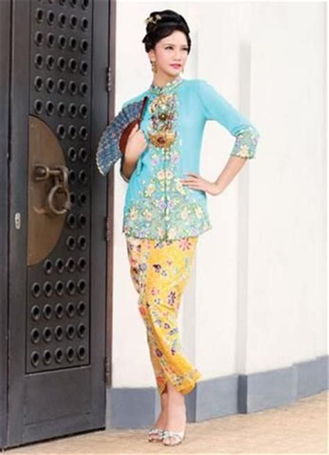 Baju Banana Theme 53 best images about nyonya chic on