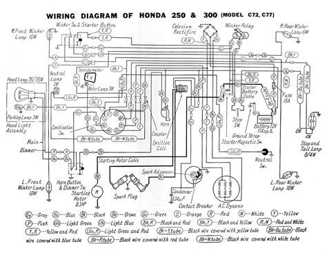 honda wave 100 wiring schematic wiring diagrams wiring