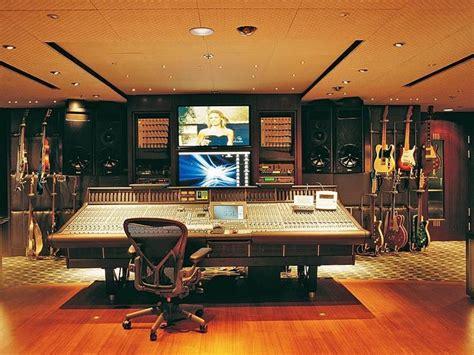 octopus yacht recording studio recording studio design