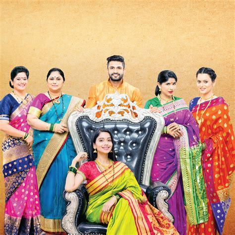 colors serials ghadge suun colors marathi serial cast actor
