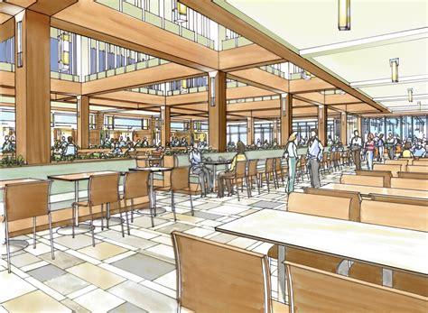 design of food court food court concept sketch interior images pinterest
