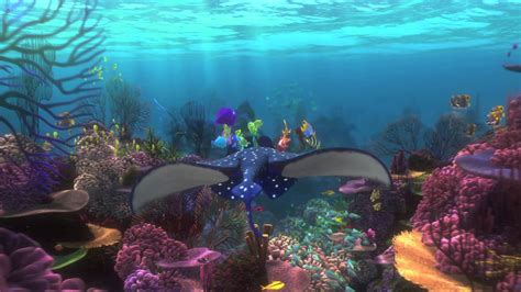 the finding finding nemo wallpaper reef www pixshark com images
