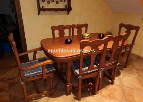 mesa comedor   sillas  segunda mano