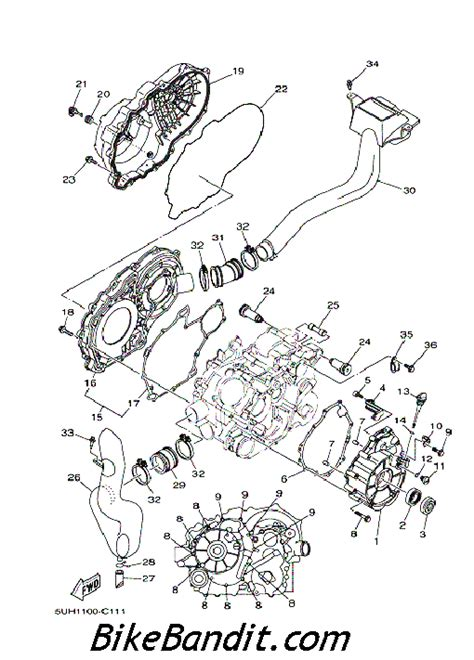 2000 yamaha grizzly 600 wiring diagram auto engine and