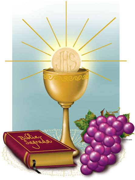 imagenes catolicas eucaristia catequizando com amor primeira eucaristia comunidade