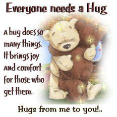 Hug Me How Many Hugs Are Just Enough teddy quotes weneedfun