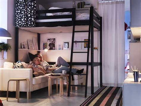 loft beds for studio apartments pinterest the world s catalog of ideas