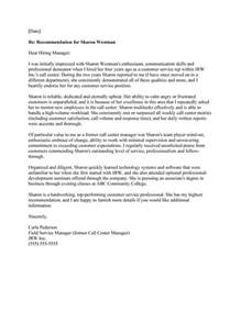 Letters Of Recommendation Templates by Sle Letter Of Recommendation For A Guidance Counselor