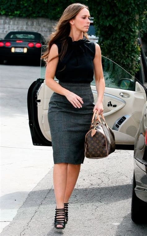 8 Figure Loving Skirts For Summer by In A Pencil Skirt And High Heels Pencil