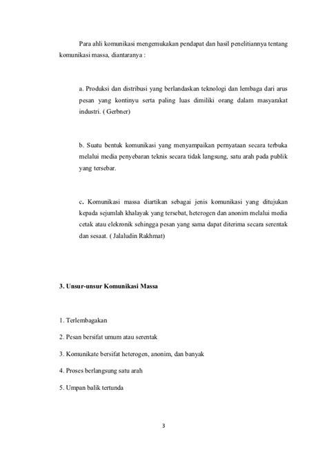 proses layout di media massa cetak model komunikasi massa