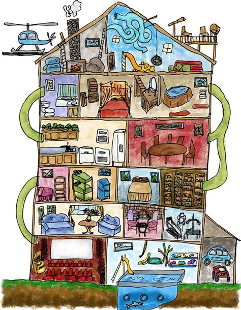 draw your dream house the game gal