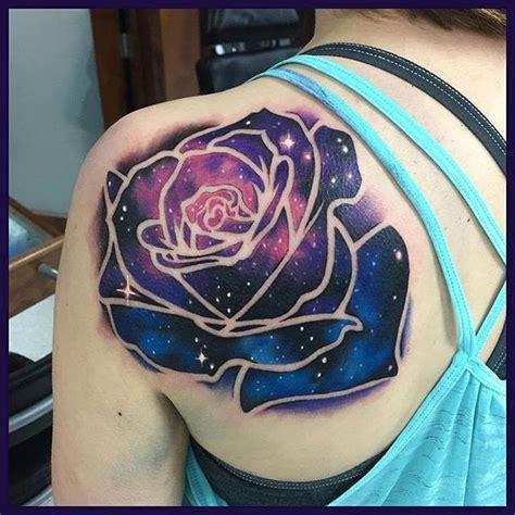 shoulder space rose tattoo best tattoo ideas gallery