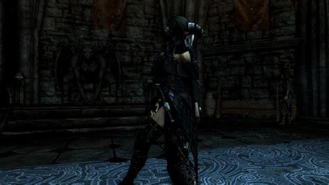 skyrim unp nyx armor unp body at skyrim nexus mods and community