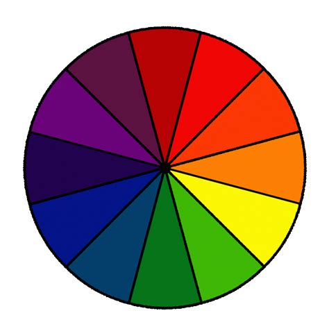 blank color wheel color wheel free printable template they homeschool me