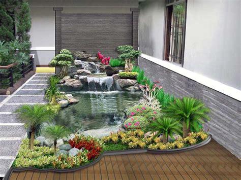 desain taman depan rumah unik 21 desain taman minimalis ala jepang tercantik