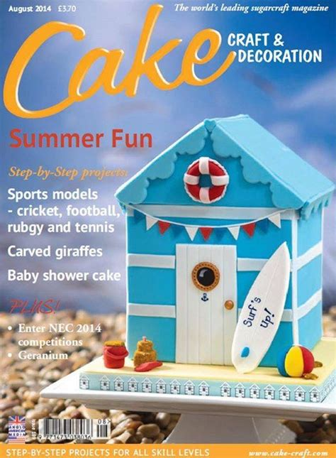 Cake Craft And Decoration Magazine Back Issues by Publicity