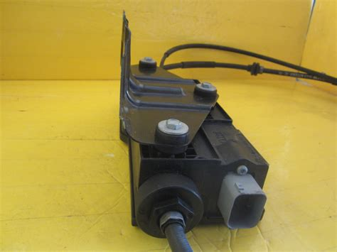 bmw x5 actuator bmw x5 actuation unit