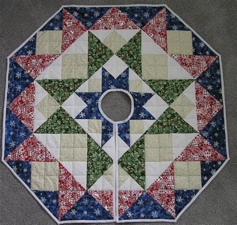 quilted tree skirt free pattern catalog of patterns