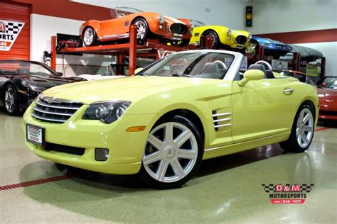 buy car manuals 2007 chrysler crossfire engine control 2007 chrysler crossfire limited convertible stock m4848