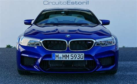 new bmw 2018 m5 drive 2018 bmw m5 review ny daily news
