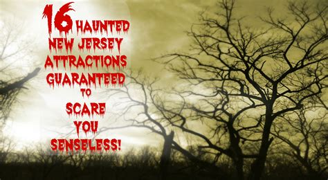 haunted house nj 16 haunted houses in new jersey guaranteed to scare you senseless things to do in