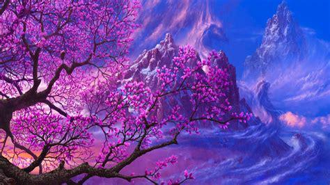 wallpaper bunga sakura desktop sakura desktop wallpaper wallpapersafari