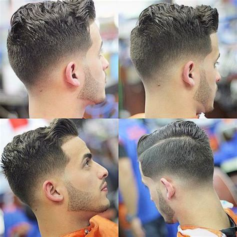 hairstyles for guys with super curly hair 23 comb over fade haircuts