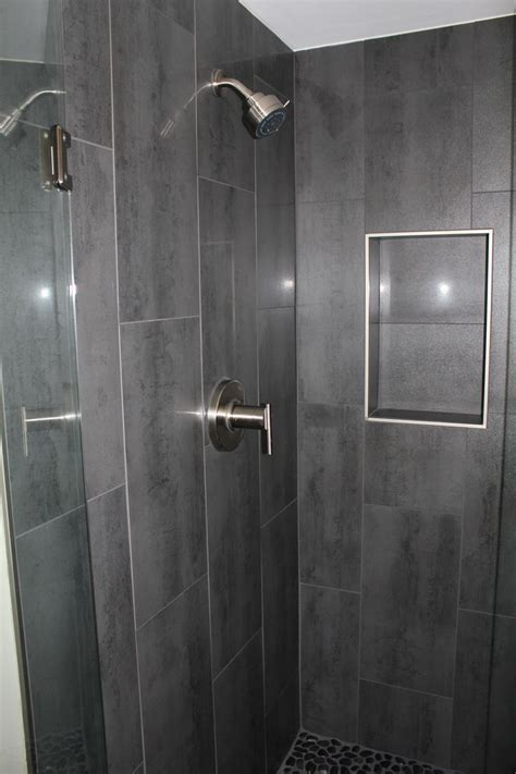 12x24 tile small bathroom 25 best ideas about vertical shower tile on