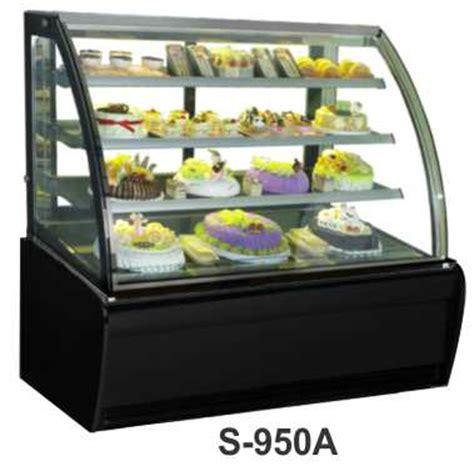 Es Krim 8 Liter Khusus Gosend jual mesin pemajang kue kaca cembung 3 rak cake showcase kapasitas 400 liter s 950a mesin