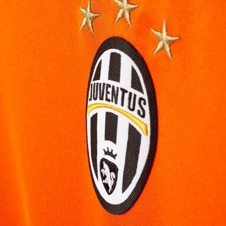 portiere juventus maglia portiere juve 16 17 colore arancio adidas