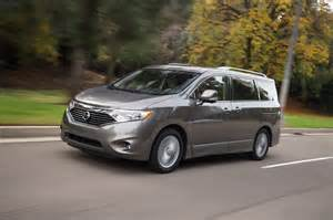 Chrysler Nissan The Big Test 2015 Minivans Chrysler Honda Kia Nissan