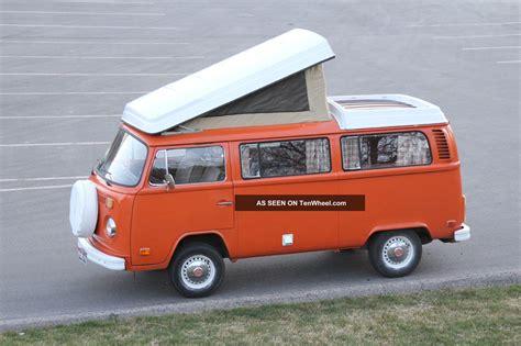 volkswagen westfalia 1973 vw bus westfalia cmobile volkswagen