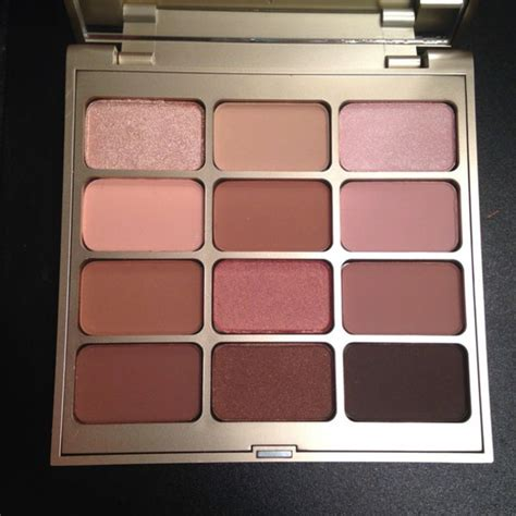 pink brown eyeshadow make up stila eye shadow palette pink brown