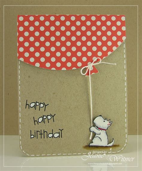Easy Handmade Card - 468 best images about birthday cards on
