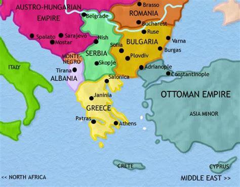 greece and balkan history 1914 ce