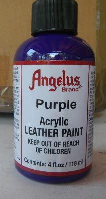 violet angelus paint quot leather paint shoe paint angelus 2 thin angelus preparer