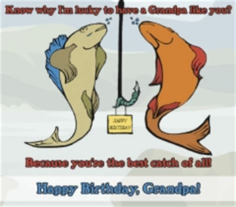 printable birthday cards fishing birthday quotes funny fishing quotesgram