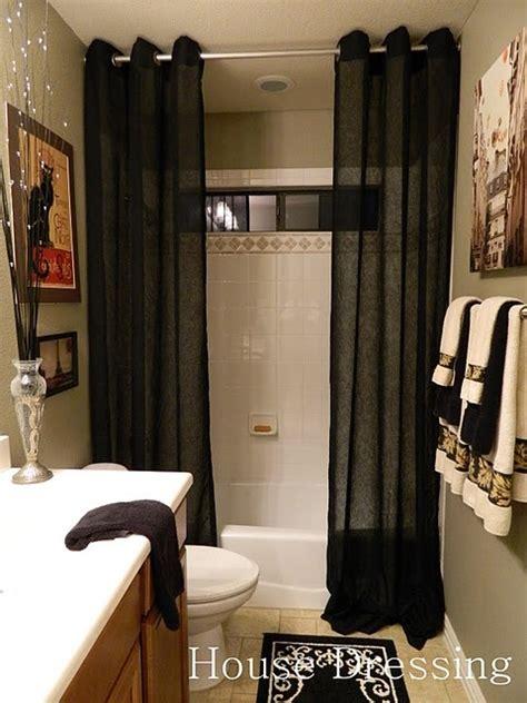 shower curtain ideas  small bathrooms furniture ideas