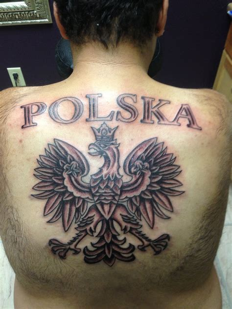 polish tribal tattoos 17 falcon strength fighter mike