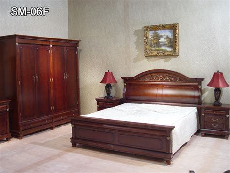 China Bedroom Furniture Sm 06f China Bedroom Furniture