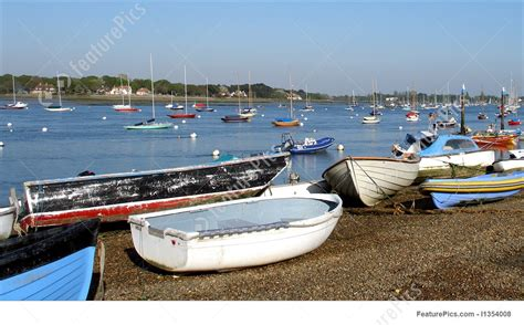 boat covers chichester boats in chichester harbor stock picture i1354008 at