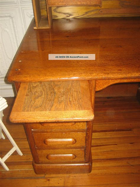 antique roll top desk parts