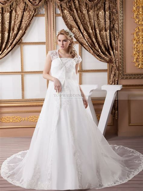 beadwork gown satin strapless wedding gown with beadwork and sheer lace