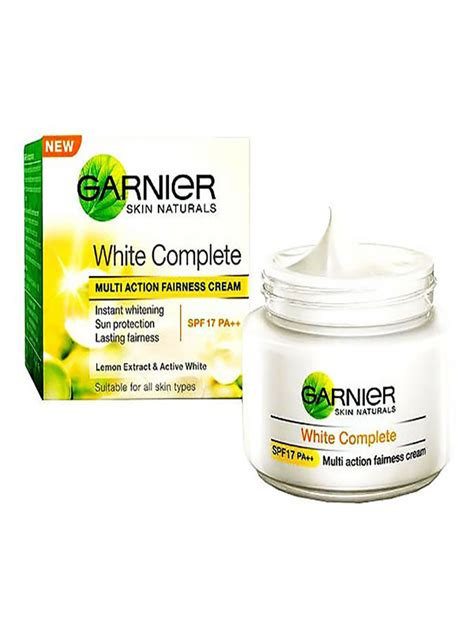 Garnier White buy garnier skin naturals white complete multi fairness