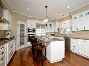 How To Glaze White Kitchen Cabinets Modern Contemporary Kitchen Cabinets Painted White Glaze