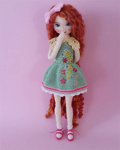 doll 10marifet 2728 best images about crochet dolls and knitted dolls on