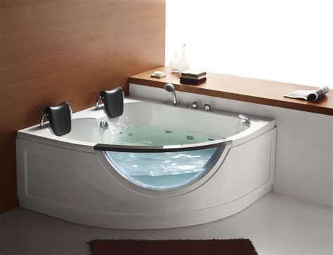 jetted corner bathtub steam planet whirlpool corner bathtub mg 015 tubs and more