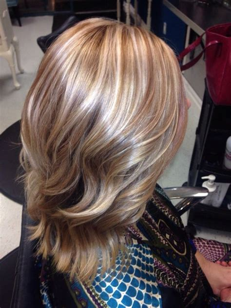 how to put honey lowlights in blonde hair honey lowlights and blonde highlights google search