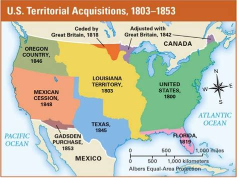 map of the united states during westward expansion westward expansion and sectionalism